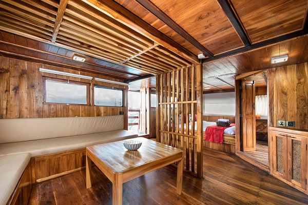 The Suite - La Galigo Liveaboard