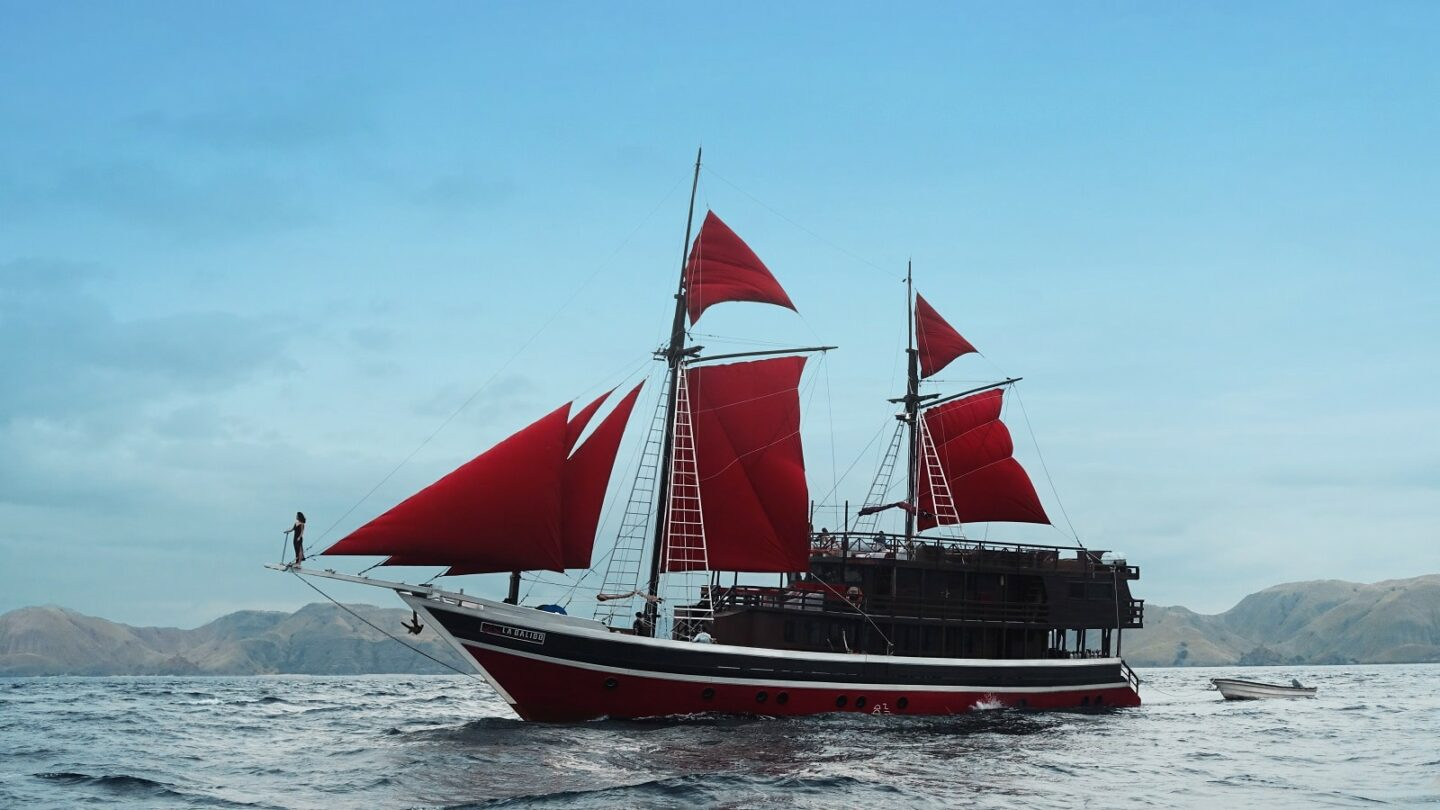 La Galigo Liveaboard, Raja Ampat South