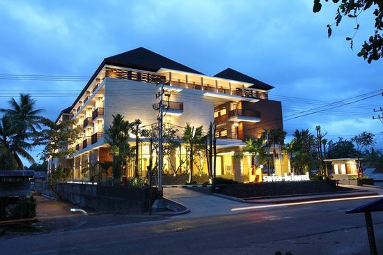 Swiss Bell Hotel in Sorong